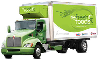 Refresh Foods Truck