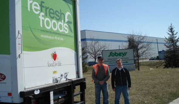 Refresh Foods launched its program